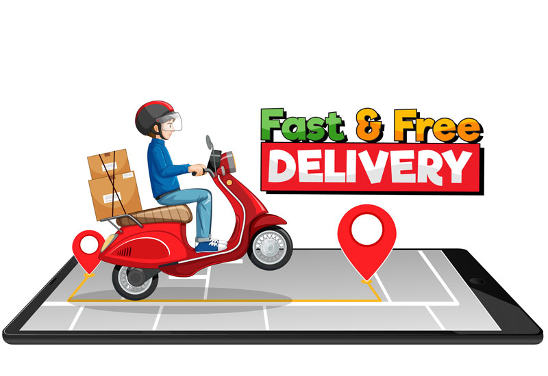 Double Your Conversions by Offering Fast Delivery And Reduce Ad Spend