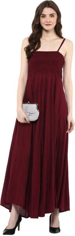 MAROON GOWN 01